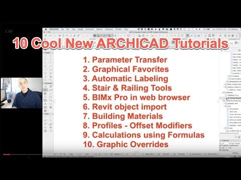 ARCHICAD USER - the online learning community led by Eric Bobrow