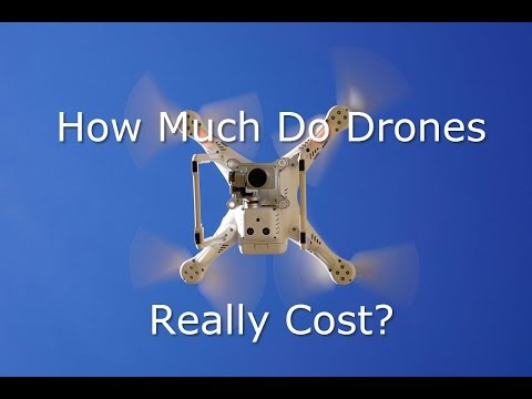 Drones for Sale | How Much do Drones Cost?