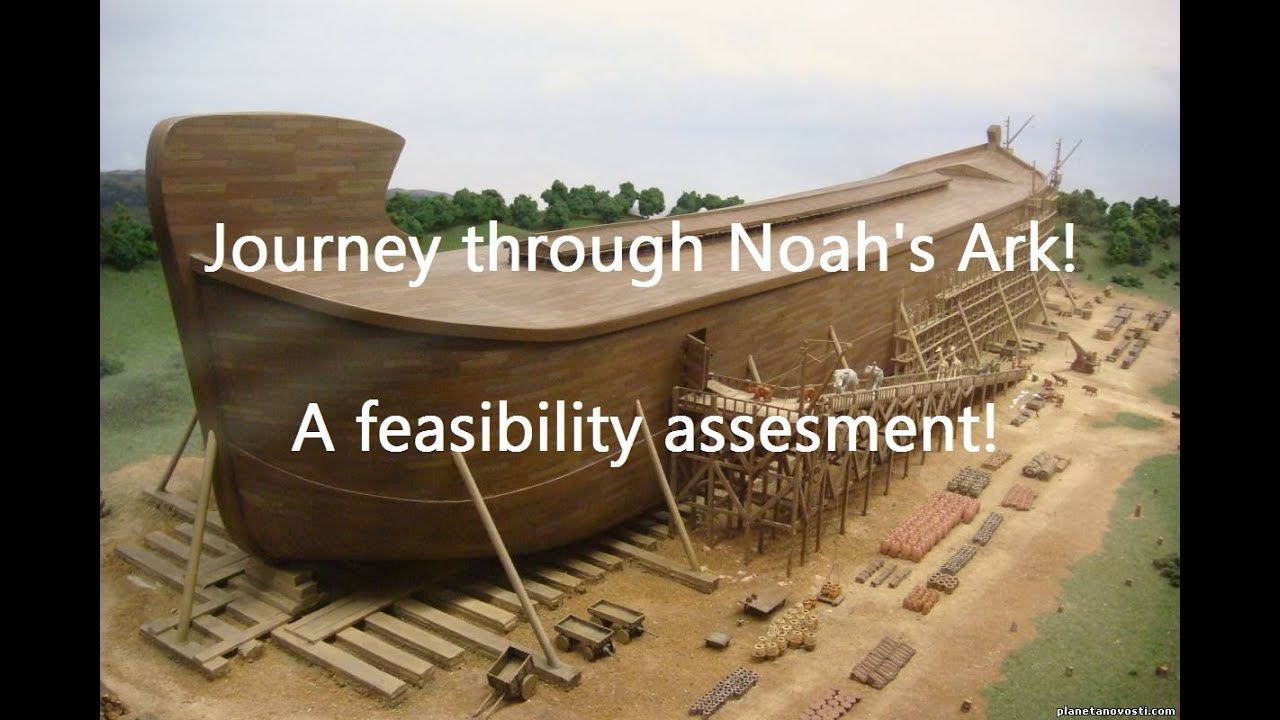 minecraft video noah u0027s ark proven exact replica youtube