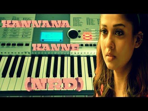 Kannana Kanne (Naanum Rowdy Dhaan) - Keyboard Cover