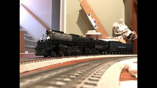 MTH O Scale Premier Union Pacific Big Boy 4-8-8-4 Steam Locomotive Protosound 3.0 (4/12/19)