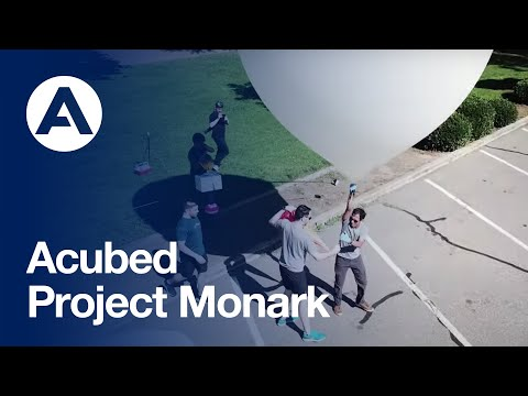 Acubed's Project Monark