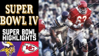 Super Bowl IV Recap: Vikings vs. Chiefs (#10) | Top 10 Upsets | NFL