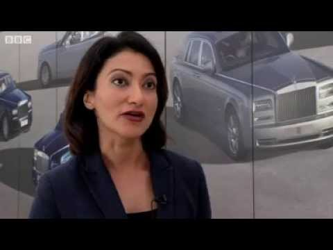 BBC News   Rolls Royce in luxury capital Singapore