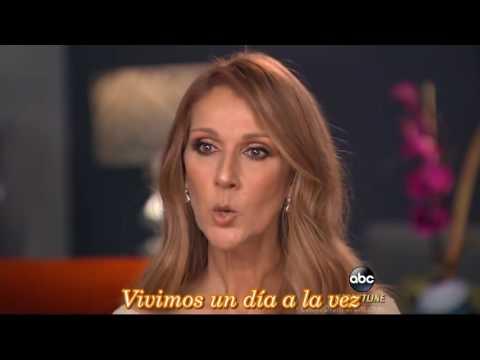 Celine Dion Interview on Nightline 3/25/2015 HD Subtitulado en Español