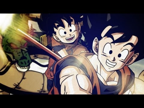 Dragon Ball Z FULL AMV - [ Without You ]