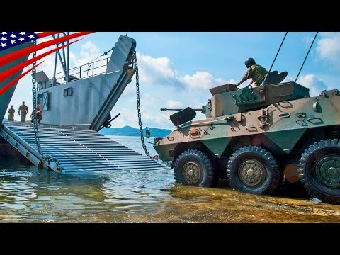Japanese Armored Vehicles Transport to United States - 87