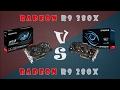 Radeon R9 380X vs Radeon R9 280X Detailed Comparison (1080P; 1440P)