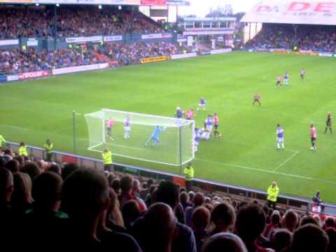 harry maguire goal against oldham