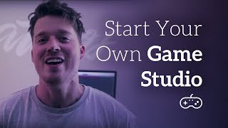 Start Your Own Game Studio With These 5 Tools!