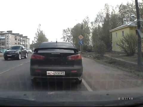 Сбил ребёнка на велосипеде и уехал с места ДТП. Вельск. Архангельская область.