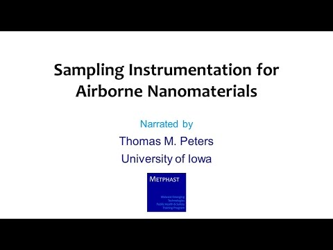 Module 11: Sampling Instrumentation for Airborne Nanomaterials