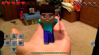 skyblock minecraft animation