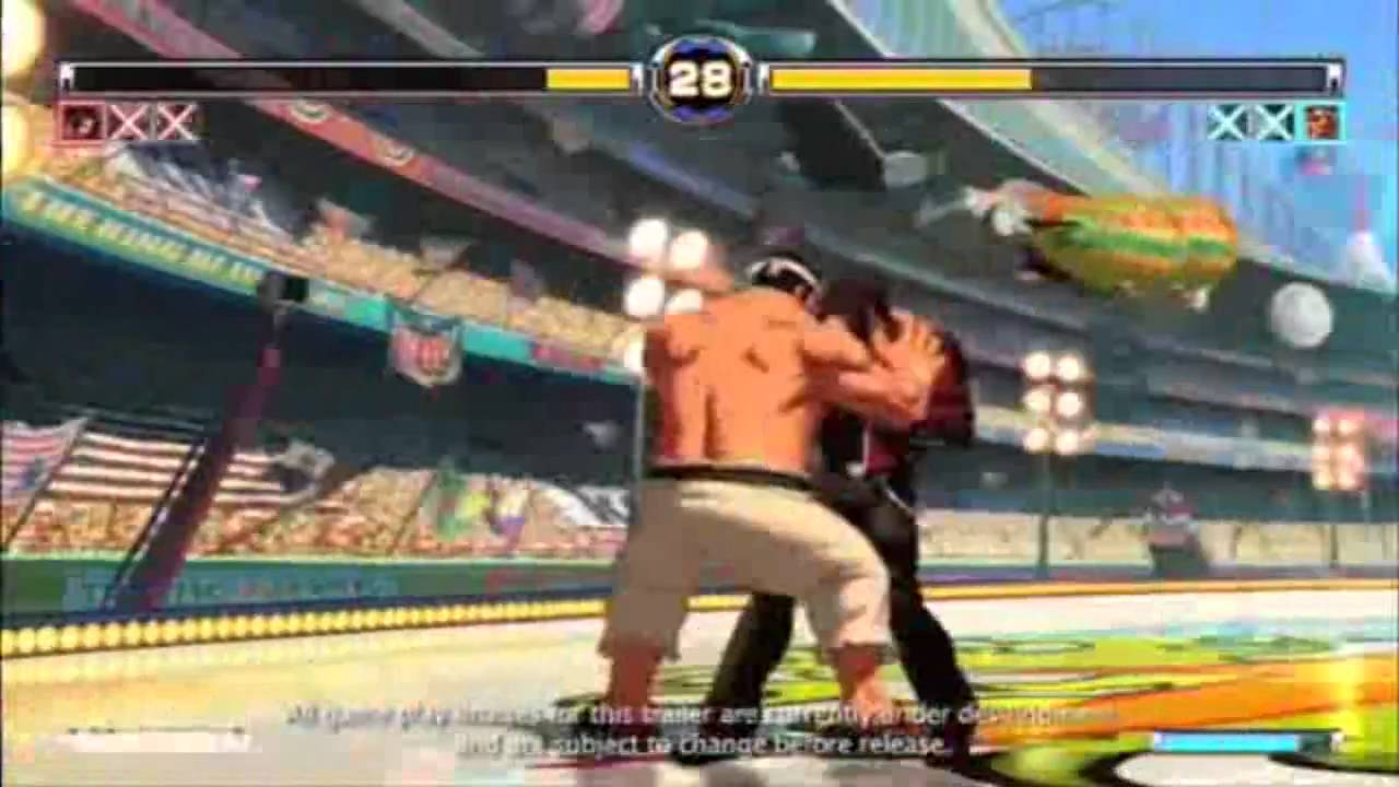 King Of Fighters Xii Playstation 3 Trailer Youtube