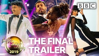 It's time for the Final! 💃🏼🏆🕺 Trailer | BBC Strictly 2019