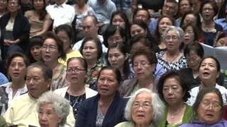 Chúc Tụng Ca Ngợi: COME AND PRAY IN US-MJ Trường Luân.