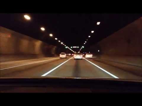 Lexus ES300h Night ECO Highway Drive for check fuel efficiency