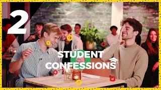Student Confessions (2/8): Confession loopt uit de hand