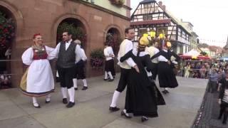 Fête de la châtaigne à Oberbronn