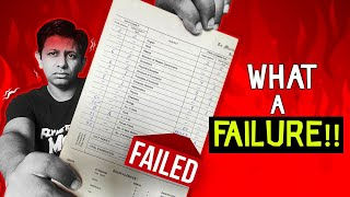 Why FAILING in Exams Could be the best thing to happen to you !! | Student Special Livestream!
