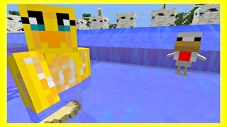 Minecraft PC - Feather Adventures : Finding Chicken - {165}