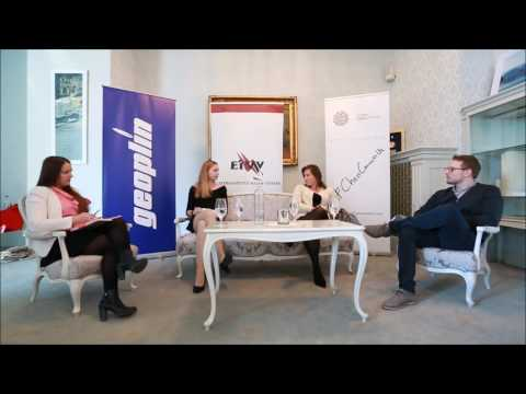 Bled Chess Festival 2017- Dialogue with Judit Polgar
