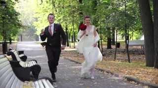 Позитивня свадьба Андрей и Юля