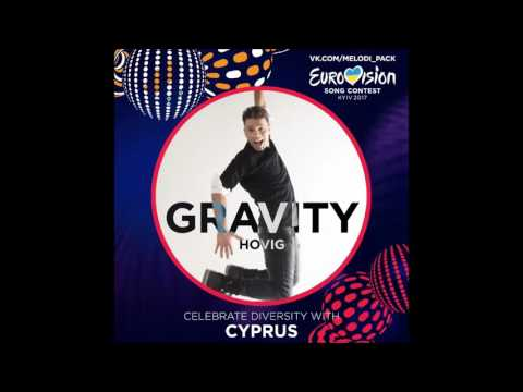 Hovig - Gravity (Eurovision Song Contest-Cyprus) Karaoke version