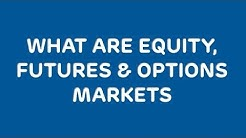 Beginners Guide to Equity, Futures & Options Markets (Share Market in HINDI)
