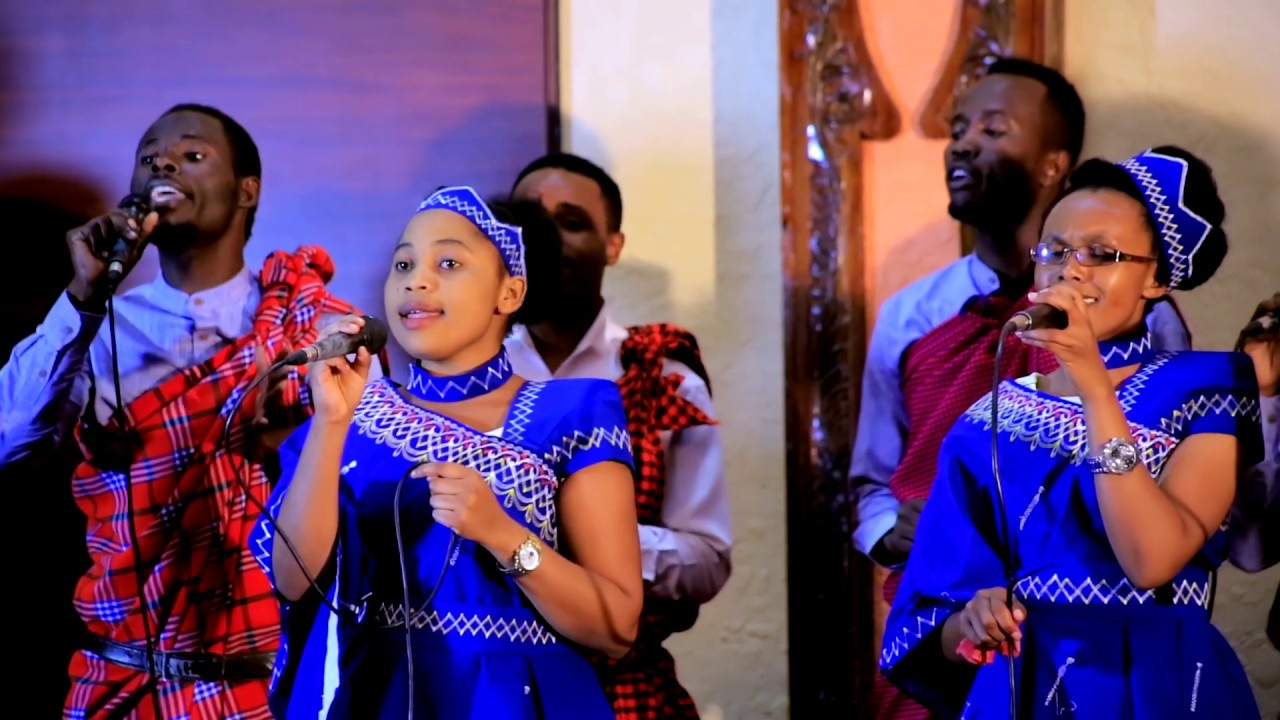 USIKATE TAMAA BY The Disciples of Christ