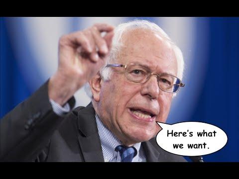 Bernie Sanders Lays Out Progressive Priorities in Washington Post Article