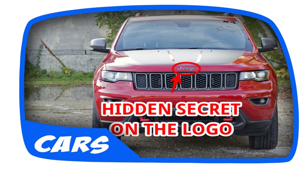 Secret Logo Jeep Grand Cherokee 2017 Review Youtube