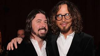 Dave Grohl - Chris Cornell Tribute