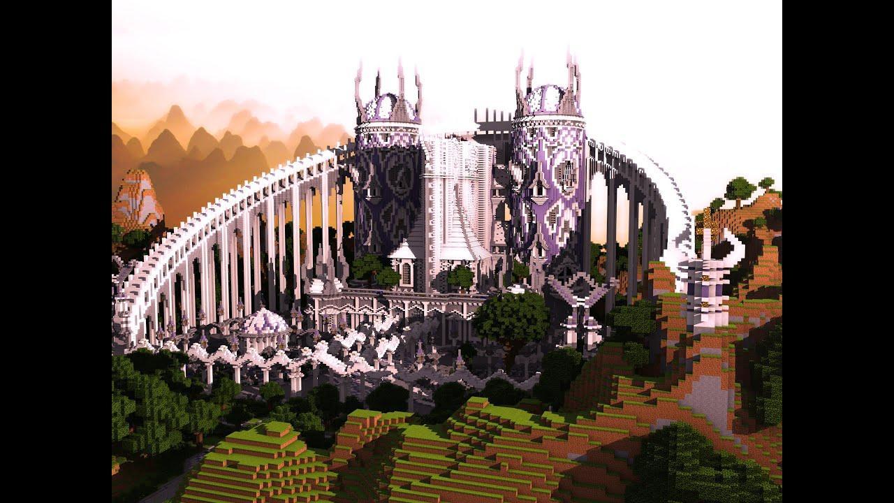 Novigrad TIMELAPSE + Download Minecraft Project