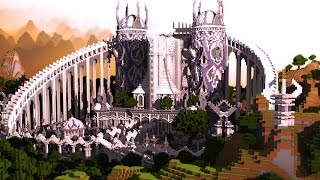 [Minecraft Timelapse] Elysium Castle By ElysiumFire thumbnail