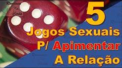 5 Jogos Sexuais Para Apimentar a Relação
