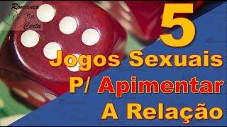 Jogos de sexo para casal
