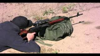 Soviet Dragunov Sniper Rifle