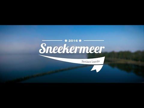 Sneekermeer in Friesland, Niederlande | 4K