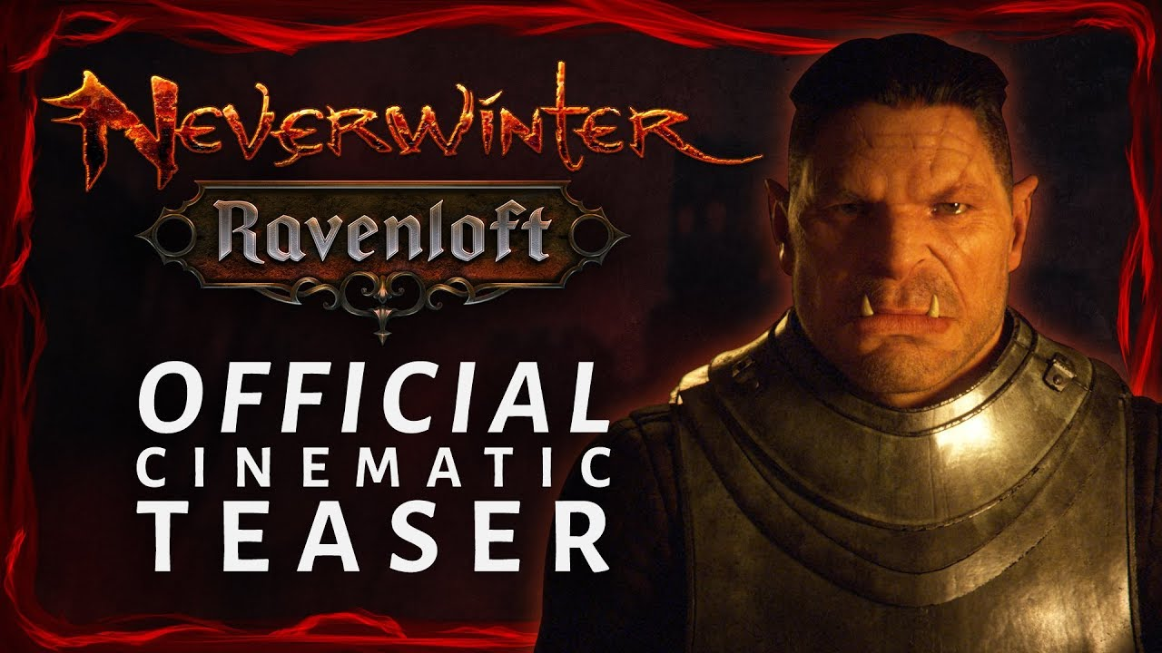 Neverwinter: Ravenloft - Official Cinematic Teaser