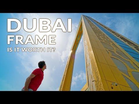 Dubai Frame | The Biggest Frame in the World