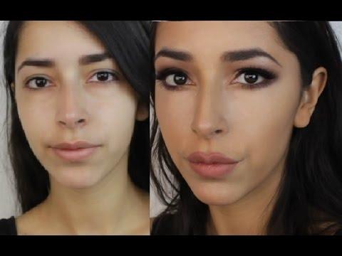 Kim Kardashian Contour and Highlight Wearable Makeup Tutorial ...