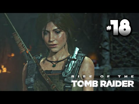 Rise Of The Tomb Raider Walkthrough Part 18 Flooded Archives