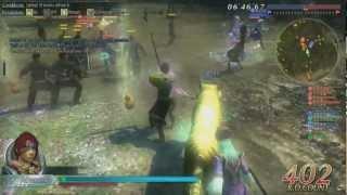 三国無双 DW Online -  Vorpal I.Sword...