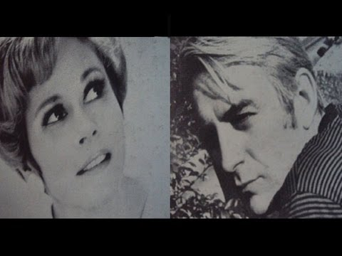 "The Making of ""The Sea"" - Rod McKuen & Anita Kerr Interview - 1967"