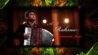 AR Rahman Instrumental