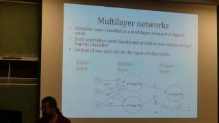Lecture 16: Deep Learning Intro