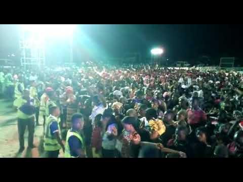 Niger Delta West Diocesan city wide crusade