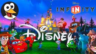 超人特攻隊,汽車總動員,玩具總動員,怪獸大學,加勒比海盗 英文字幕 英文配音 | 迪士尼 | 遊戲影片 | 迪士尼 Infinity 1.0 英文版 | 游戏动画