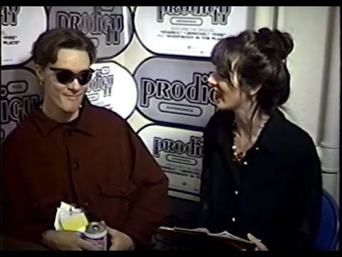 Young Liam Howlett (The Prodigy) Interview 1993